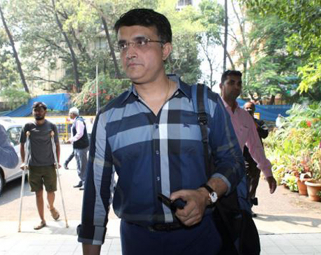 Former captain Ganguly set to become India board chief