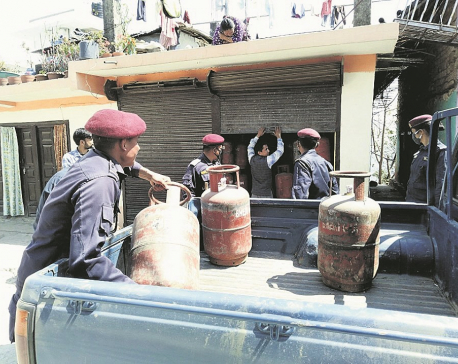 Dailekh sees shortage of cooking gas