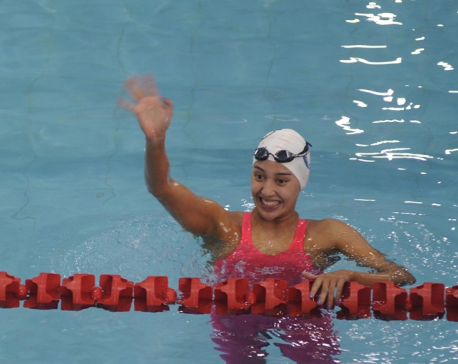 Gaurika bags her second gold