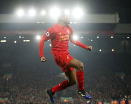 Liverpool win over Spurs not just down to Mane: Wijnaldum