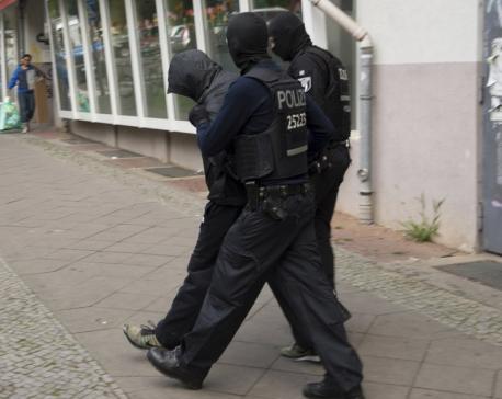 German police arrest 2 in brazen gold coin heist in Berlin