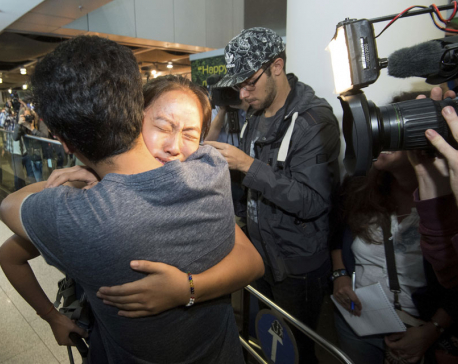 Nepali girl returns to Germany 2 months after deportation
