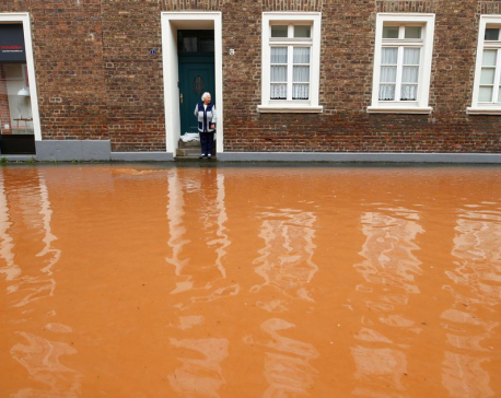 German floods kill at least 133, search for survivors continues