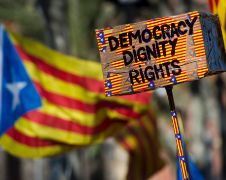 Catalan parliament to hold key session Thursday