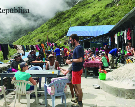 Popular tourist spot Ghandruk shut down indefinitely amid COVID-19 threats