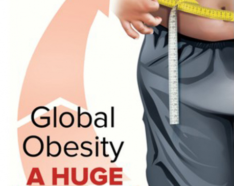Infographics: Global obesity