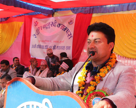 Don't doubt left alliance party unification: Gokarna Bista