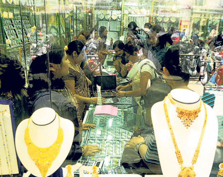 After 5-month slump, Tihar gives some respite to jewelers