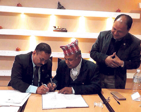 Two federations of jewelers sign unification agreement