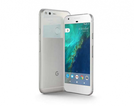 Google's Pixel smartphones leaked hours before event