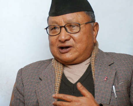 DPM Shrestha 'disinterested' in taking action against Sajha chief