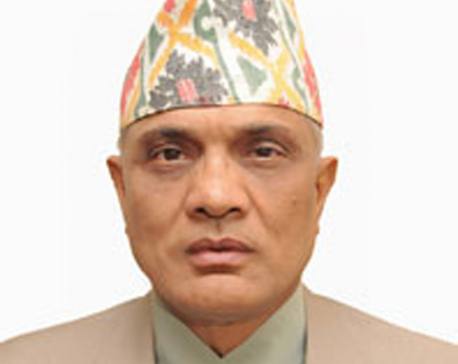 CC recommends Parajuli for chief justice