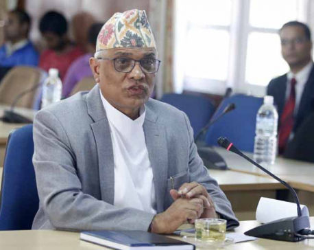CJ Parajuli calls for prompt justice delivery
