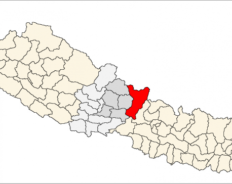 1 dies, 40-45 suffer from diarrhea  in  nothern Gorkha