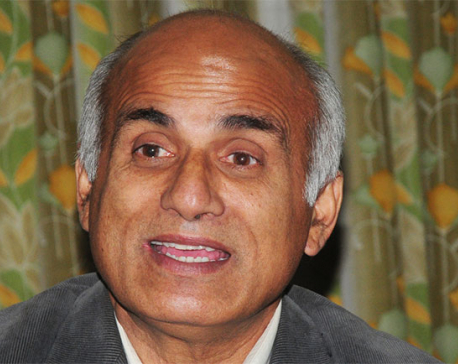 Dr KC in Saptari to treat flood victims