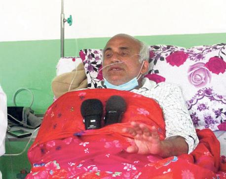 NC urges govt. to be serious towards Dr KC's demands