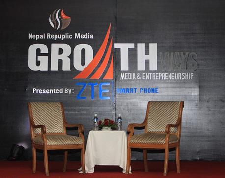 Growthways event underway in capital (live)