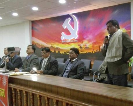 FSFN CC member Sheikh joins CPN-UML