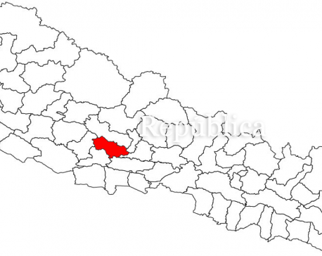 Landslide claims two in Gulmi