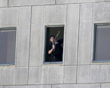 Islamic State claims attacks on Iran's parliament, shrine