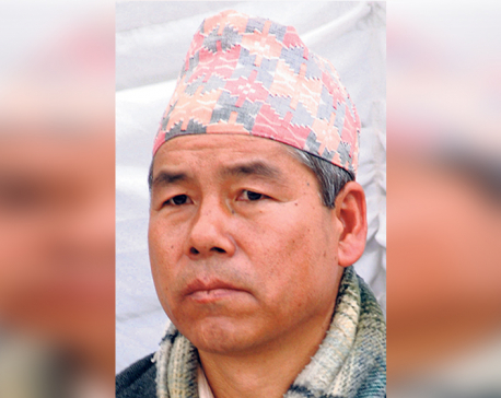 PM Oli should win vote of confidence from parliament by April 5: CPN (Maoist Center) leader Gurung
