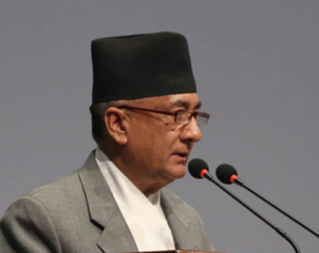 Collective efforts can make Nepal a prosperous country in South Asia by next decade: Gyanendra Bahadur Karki