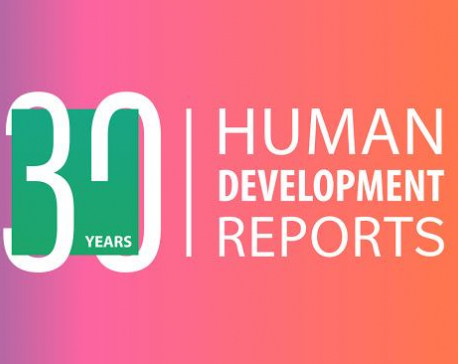 Nepal's Human Development Index reaches 0.587