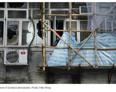 Seven out of 11 Nepalis killed in fire incident in Hong Kong identified