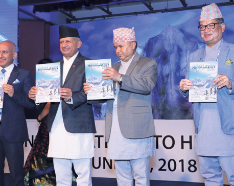 Himalayan Travel Mart 2018 concludes on positive note