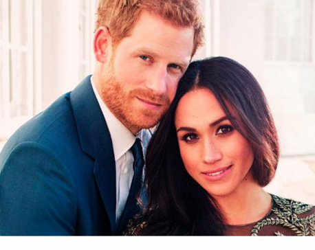 Harry and Meghan will be married at midday by the Archbishop of Canterbury on May 19