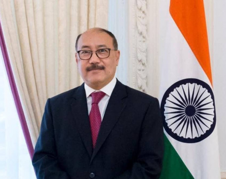 Indian Foreign Secretary Shringla's visit to Nepal later this month expected to restore bilateral trust