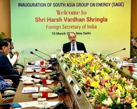 India working to promote sub-regional energy hub comprising Bhutan, Bangladesh, Nepal, Myanmar and India