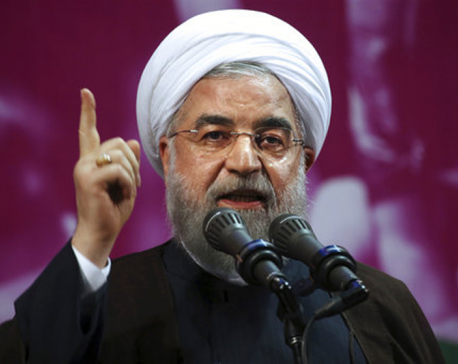 Iran's President Rouhani wins 2nd term by a wide margin
