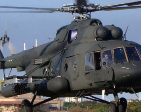 Govt expedites process to buy two army choppers