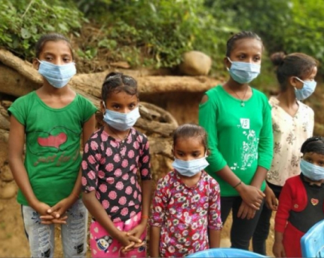 SOS Children's Village rescues six helpless sisters from Baitadi