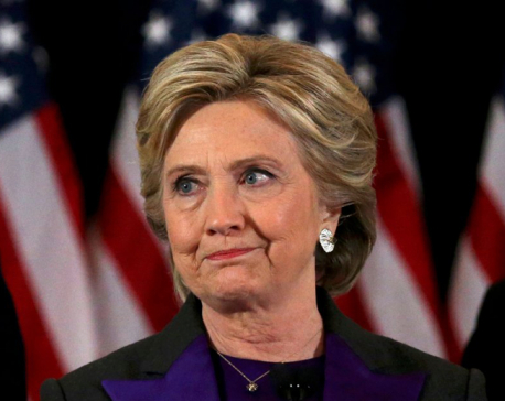 Clinton finally opens up about how she felt after election loss