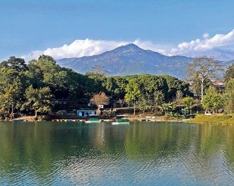 Shrinking Fewa Lake to be declared 'Fewa Wetland Conservation Area'
