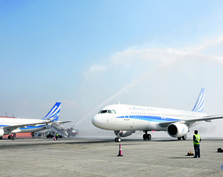 Himalaya Airlines takes delivery of second Airbus A320