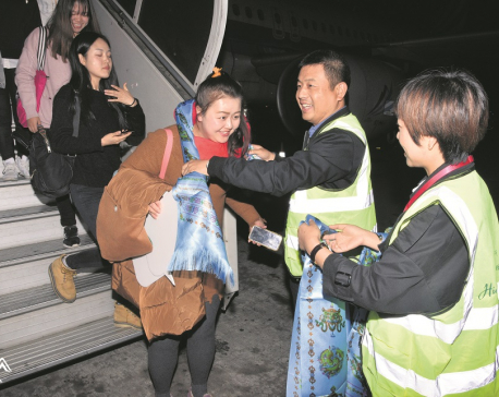 Himalaya Airlines starts direct flight to Guiyang
