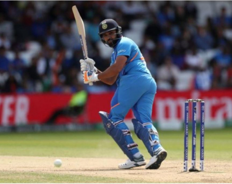 Rohit, Shami back in India's T20 squad for New Zealand tour