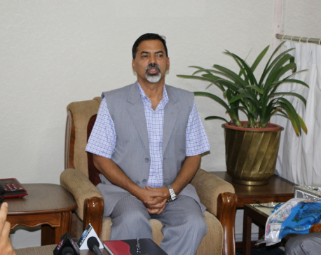 No interest rather broader national interest: Minister Sharma