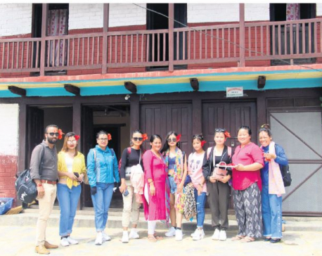 Tanahun homestays: Packed in season, quiet in off-season