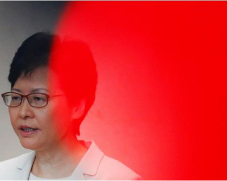 Hong Kong leader to focus on housing, jobs to try to appease protesters