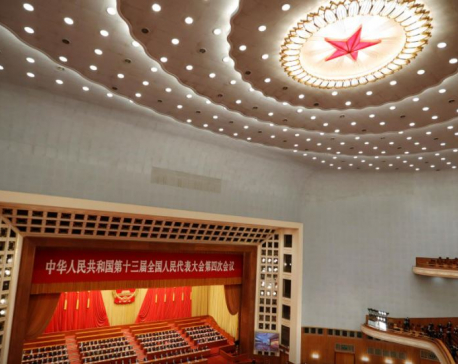 China's parliament moves to overhaul Hong Kong's electoral system
