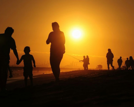 Those who experience hot weather likely to buy global warming