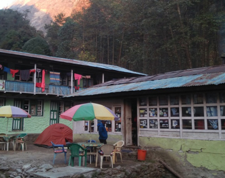Hotels and lodges in Langtang area to shut down for months