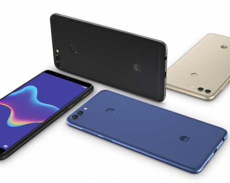 Huawei Y9 to launch in Nepal in April