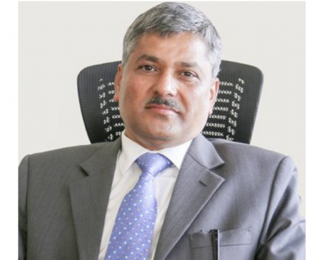 Maha Prasad Adhikari becomes 17th governor of Nepal Rastra Bank