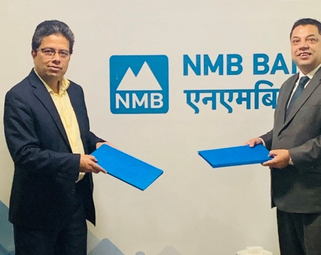 IFC provides $25 million support to NMB Bank to boost green financing and access to credit for SMEs