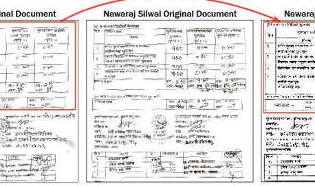 DIG Silwal submitted doctored document to SC: Forensic report